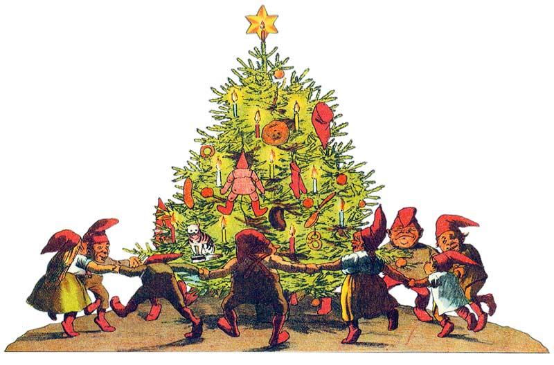 Juletræ - boris - juletræer